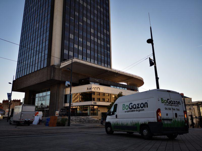 camion BoGazon