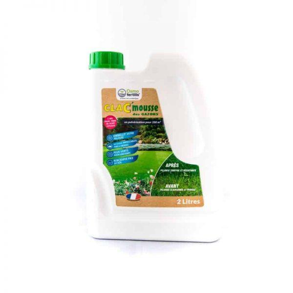 anti-mousse gazon bio